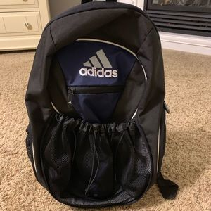 Adidas Soccer/Basketball Backpack